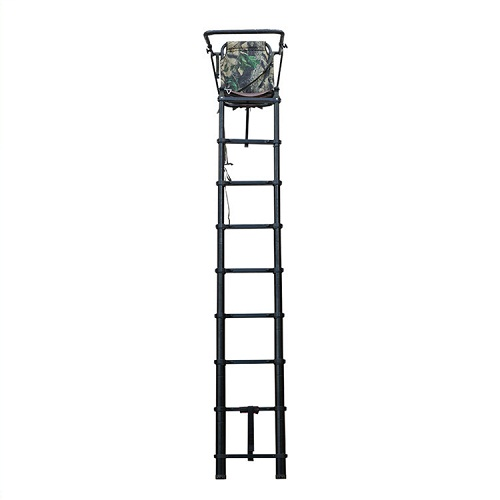 Alum Telescopic Tree Stand For Hunting
