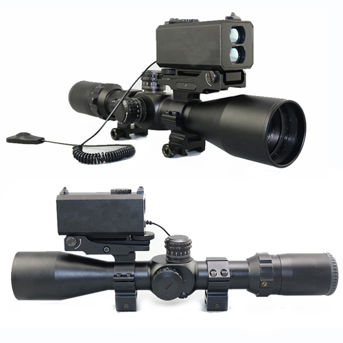 OLED display Waterproof Laser Rangefinder scan/angle bow Hunting Max